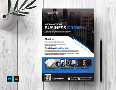 Corporate Business Flyer Vol. 02