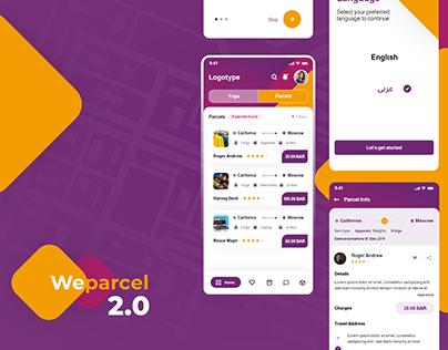 WeParcel 2.0