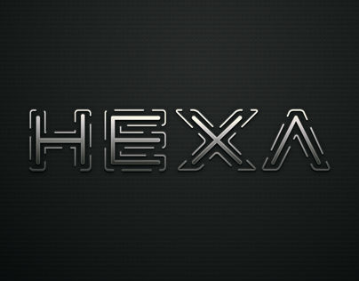 HEXA - LogoType
