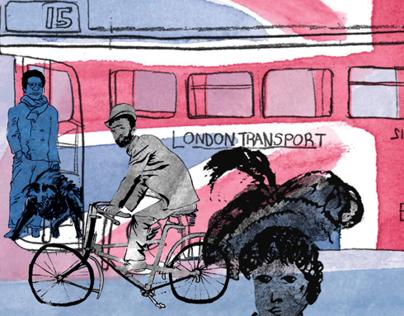 London Stories - Serco Prize entry