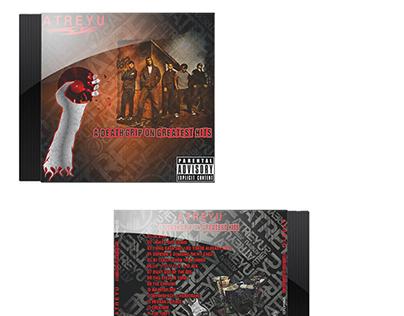 CG - Atreyu Fictional Album Cover