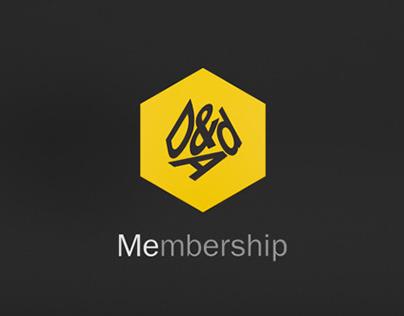 D&AD Membership - Awareness Campaign