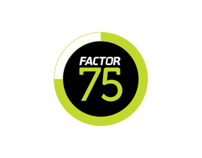 Factor 75 Nutrition Poster