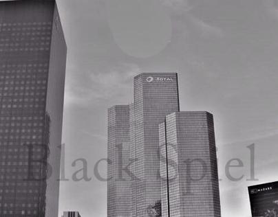 Cities shot by Black Spiel