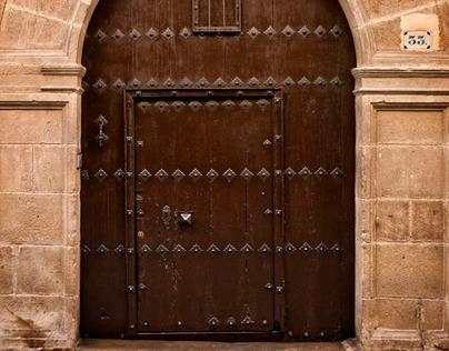 Doors of Navarra