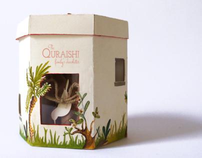 A family chocolate box