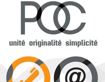 POC Communications website