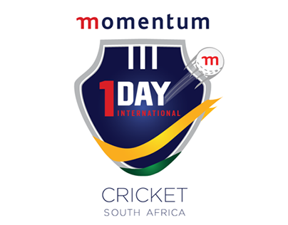 Momentum One Day Cricket SA - Logo Development