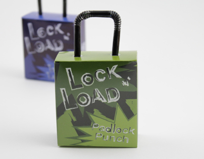 Lock N' Load Product and Package Design