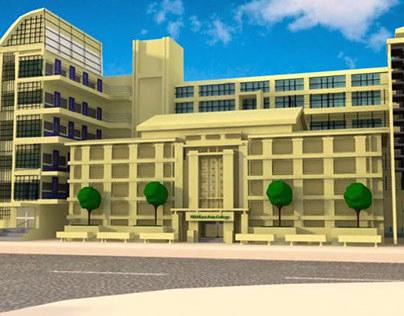 Feu - Eac building