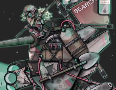 Ruca & Robot