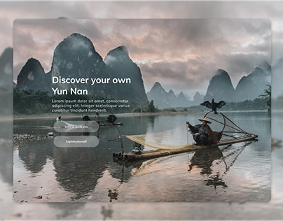 UI project to introduce Yunan.China