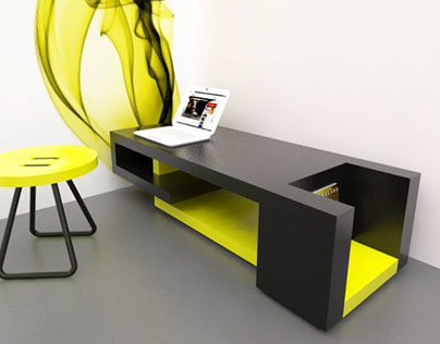 K i y o m i. (coffee table)
