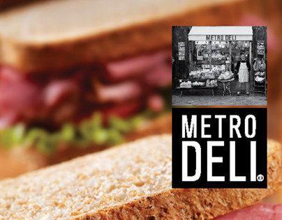 Us Foods Metro Deli Brochure On Behance