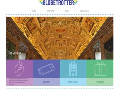 Globetrotter Travel Website