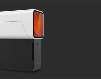 DLP 3D Printer Design