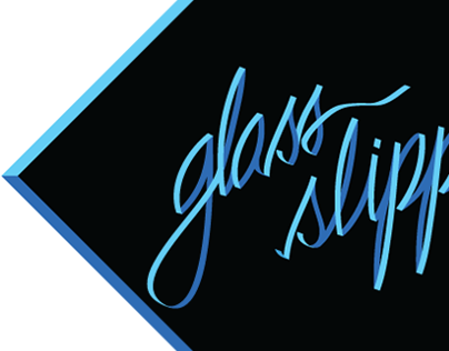 Glass Slipper Logo, v02