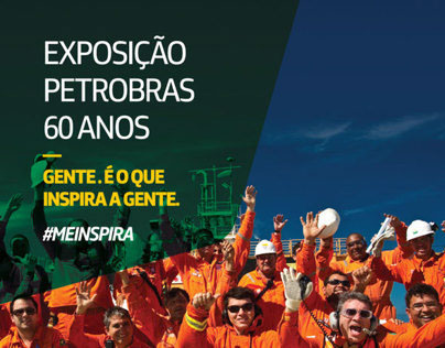 Petrobras Ativações 60 Anos