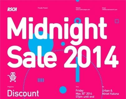 RSCH Midnight Sale 2014
