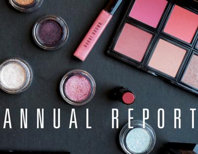 Bobbi Brown Annual Report