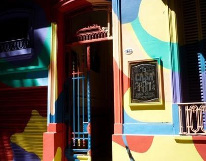 La Casa del Árbol - Buenos Aires, Argentina