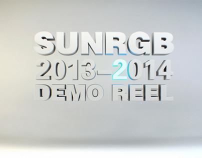 SUNRGB REEL 2013-2014