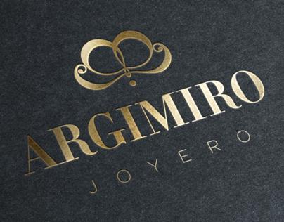 ARGIMIRO JOYERO – IDENTIDAD CORPORATIVA