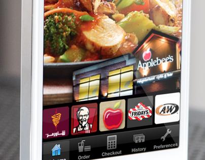 QuickMunch Mobile Client App