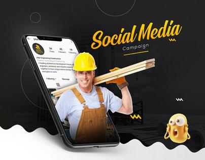 Social Media | Construction