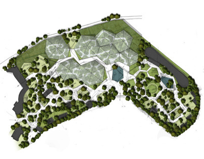 Zoo of Budapest   planning
