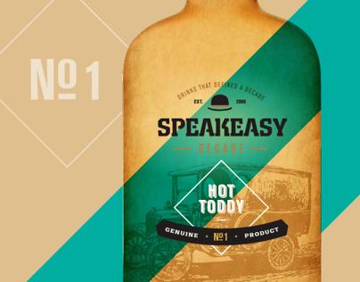 Speakeasy Beverage Co.