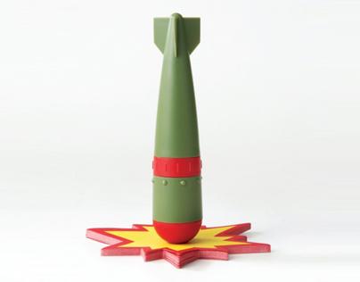 Nuclear pen