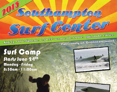 Southampton Surf Center 2013