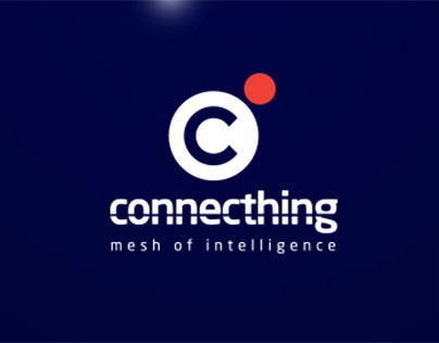 Connecthing Coorporate ID, Branding