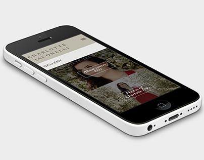 Charlotte Jaconelli Website