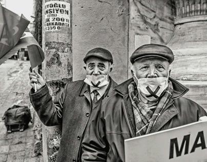 Turkish Street Photography Black & White Pt 2