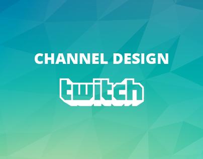 Twitch.tv - Channel Design