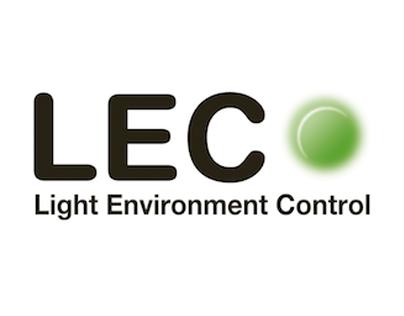 LEC - Light Environment Control Corporate Identity
