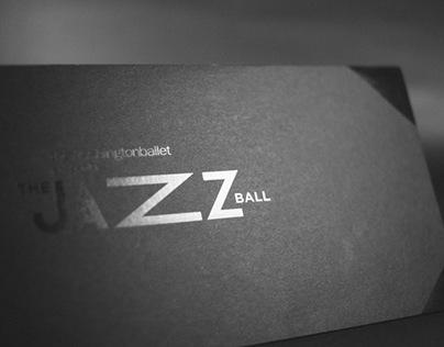 The Jazz Ball Invitation