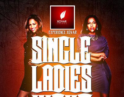 SIngle Ladies Night Flyer