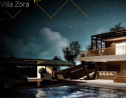 Villa Zora website