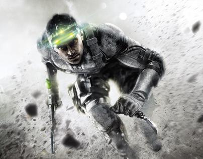 Splinter Cell Blacklist : Keyart