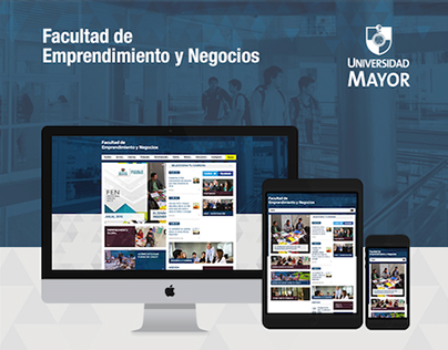 Universidad Mayor Facultad de Emprendimiento y Negocios
