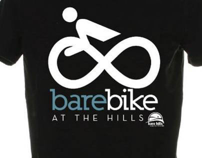 "Bare Bike at ""The Hills"""