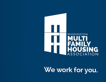Washington Multi-Family Housing Association Rebrand