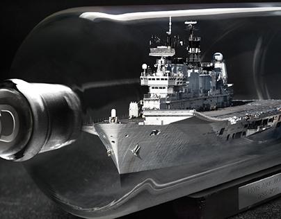 HMS ARK ROYAL CAMPAIGN