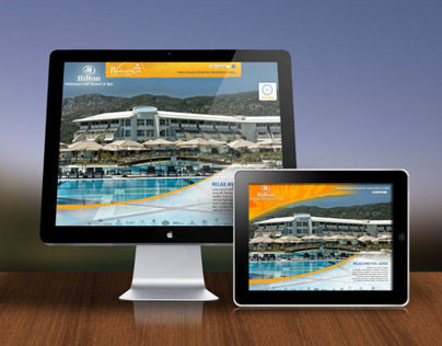 Hilton | Web Re-Design