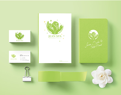 JEAN SPA- LOGO & PRODUCT DESIGN DESIGN