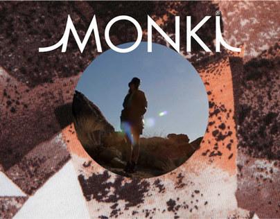 """MONKI """"Transition"""" Autumn Digital Issue"""