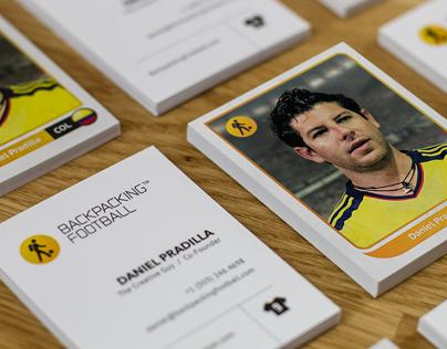 Branding :: Backpacking Football